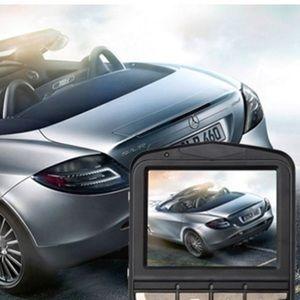 Car dash cam with audio
